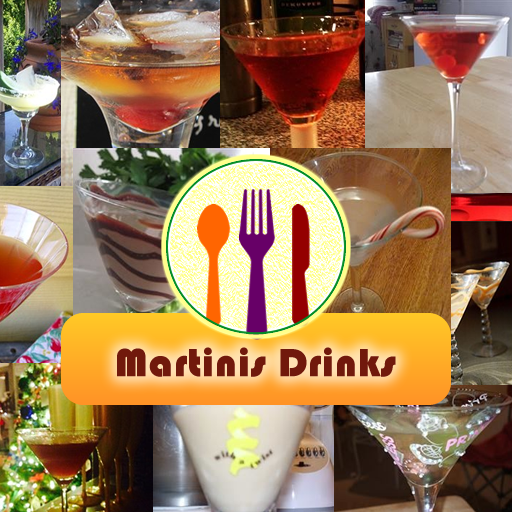 Martinis Drinks Recipes