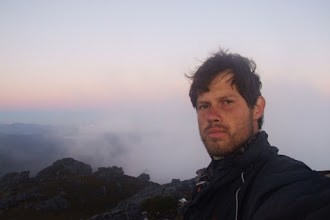 Photo: 2007, crossing Tasmanian wilderness. Climbing 19 mountains, 49days 500km. Unsupported.