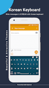 App Korean Keyboard: Korean Keypad APK for Windows Phone