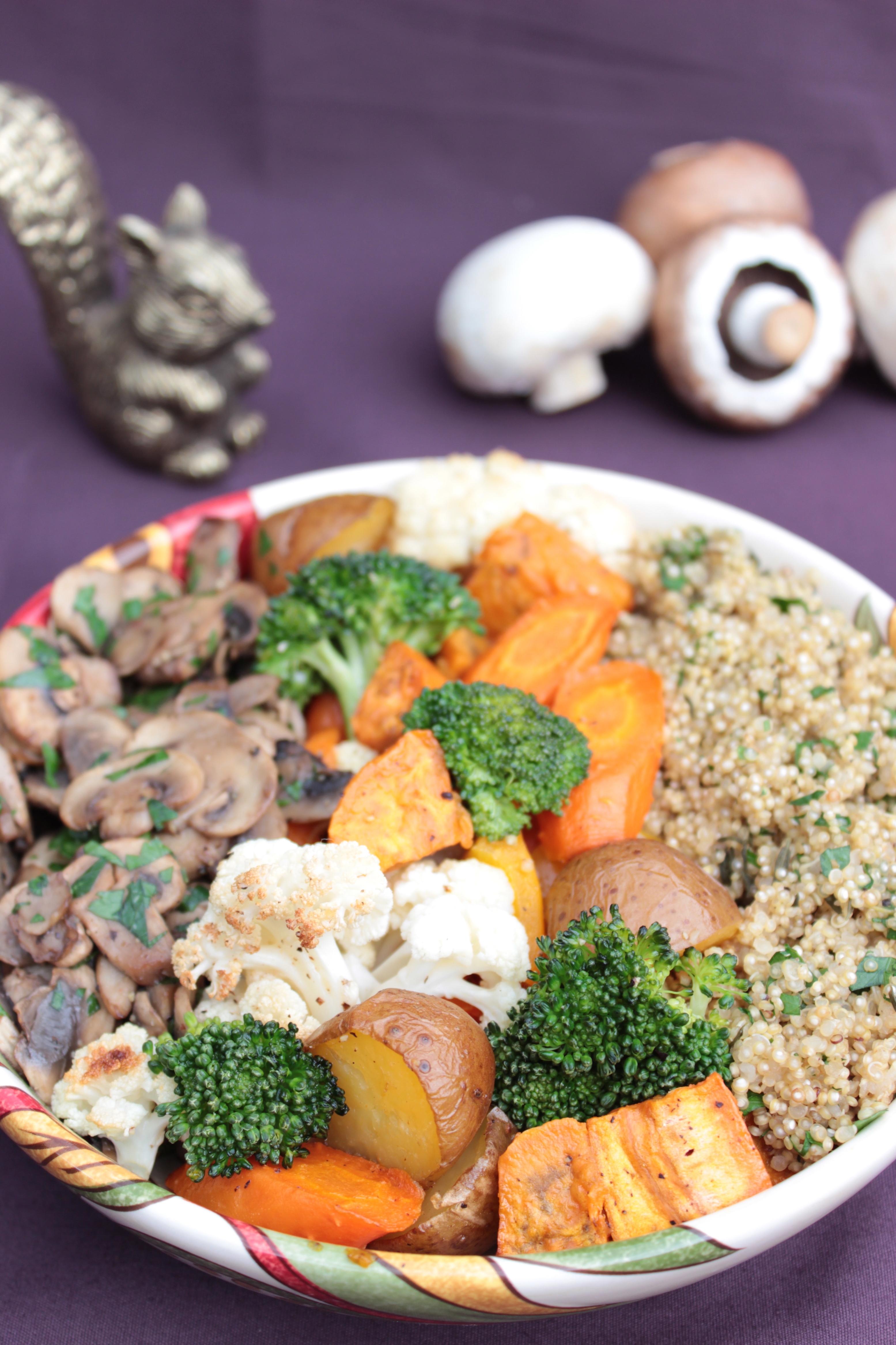 fall meal plan