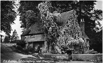 Photo: Mill Cottage, Mill Lane, Wateringbury Kent