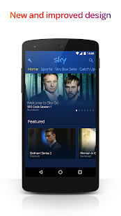 Sky Go Screenshot 1