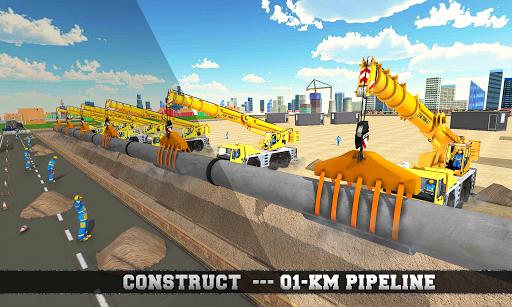 City Pipeline Construction: Plumber work 1.0 screenshots 2