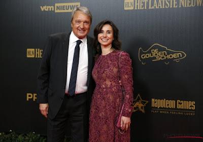 Van Holsbeeck est élogieux envers le Soulier d'Or et son parcours