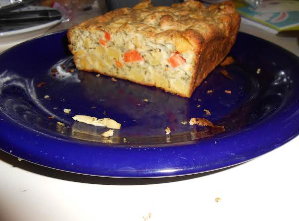 Savory Potato And Carrot Loaf