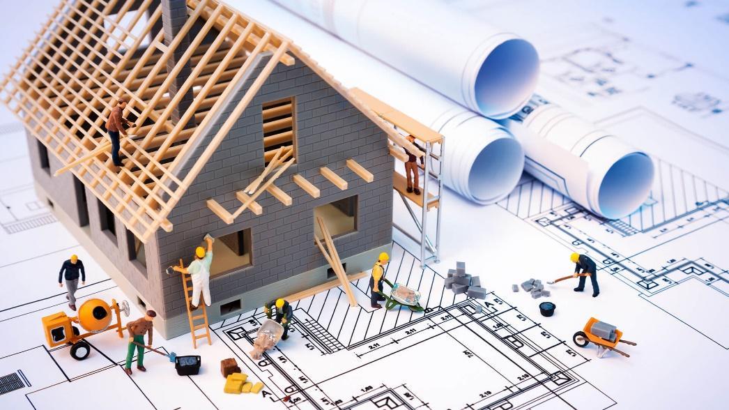 Xây dựng nhà cửa là công việc hệ trọng của cuộc đời mỗi người