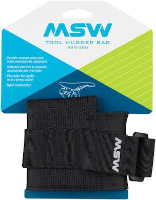 MSW SBG-300 Tool Hugger Seat Wrap, Black alternate image 1