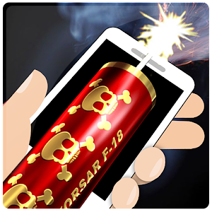 Petard firecrackers bang joke for PC and MAC