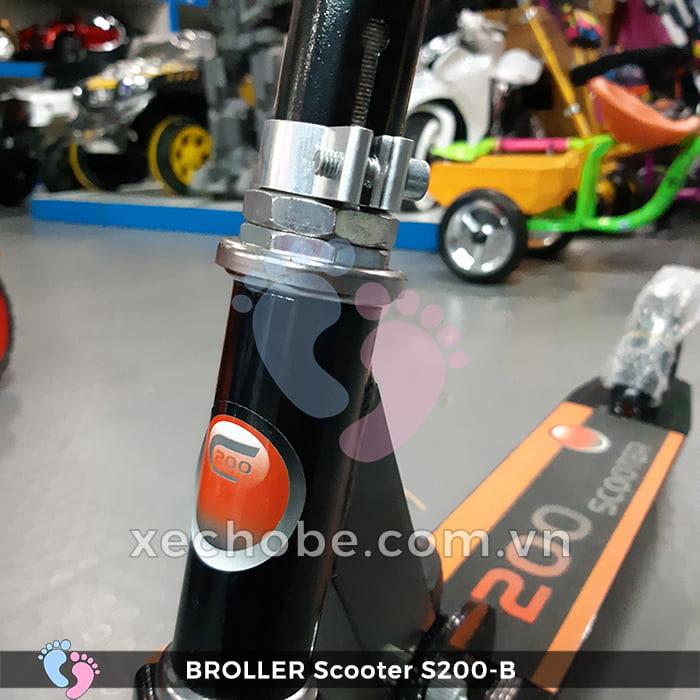 Xe trượt Scooter 2 bánh Broller S200B 4
