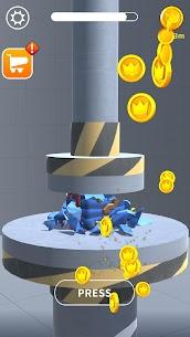 You Crush! Satisfying ASMR Hydraulic Press Game 5