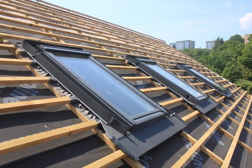 Montaż okien dachowych krok po kroku