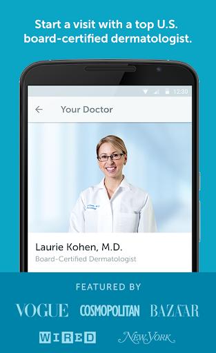 Spruce - online dermatologist