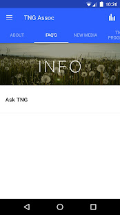TNG Associates - náhled