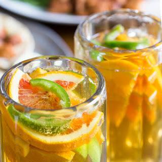 Spicy Beer Sangria Recipe