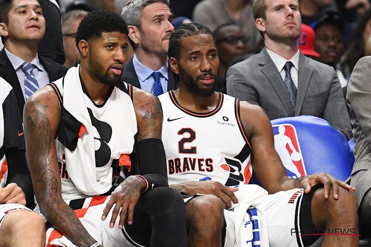 Sterrenduel in de NBA: Paul George en Kawhi Leonard nemen het op tegen Kevin Durant, James Harden en Kyrie Irving