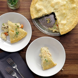 Rich & Creamy Chicken Pot Pie Recipe