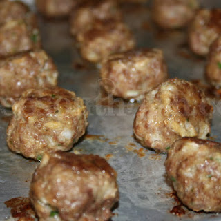 Basic Homemade Meatballs