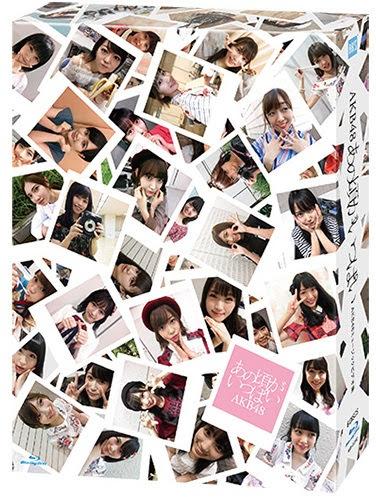 (Blu-ray / ISO) あの頃がいっぱい~AKB48ミュージックビデオ集~COMPLETE BOX Blu-ray