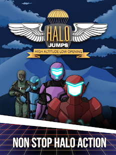 Halo Jumps Lite- screenshot thumbnail