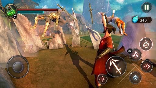 Takashi Ninja Warrior - Shadow of Last Samurai apkslow screenshots 22