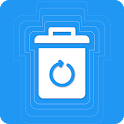 Photo Recovery App, Deleted video recovery icon