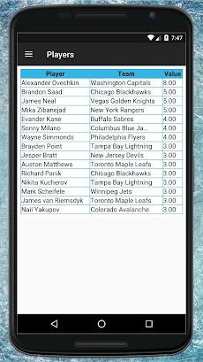Hockey NHL 2018 Schedule, Live Score & Statsのおすすめ画像5