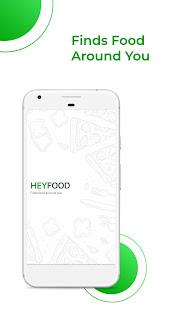 HeyFood-Local Food Ordering - náhled