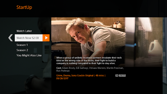 Sony Crackle – Free Movies & TV 2