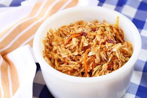 """BBQ Coleslaw""""Whip this deliciousness up for your Memorial Day BBQ and have..."""