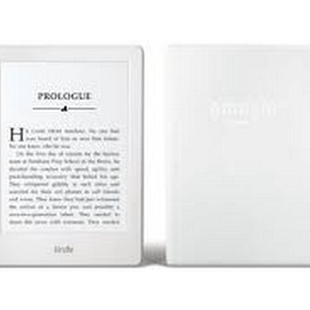 Amazon Paperwhite 2016 White