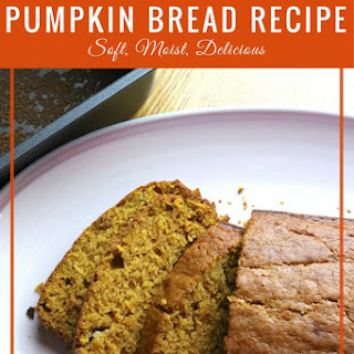 Pumpkin Bread With Canned Pumpkin Recipes