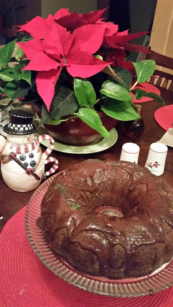 Gingerbread Bundtcake Recipe