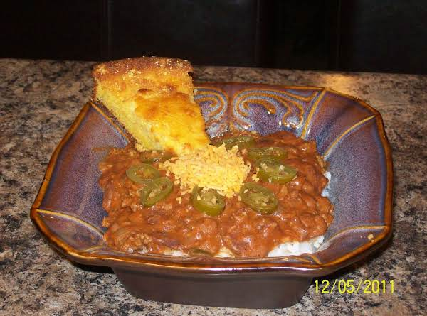 Superbowl Tennesse Chili Showdown Recipe