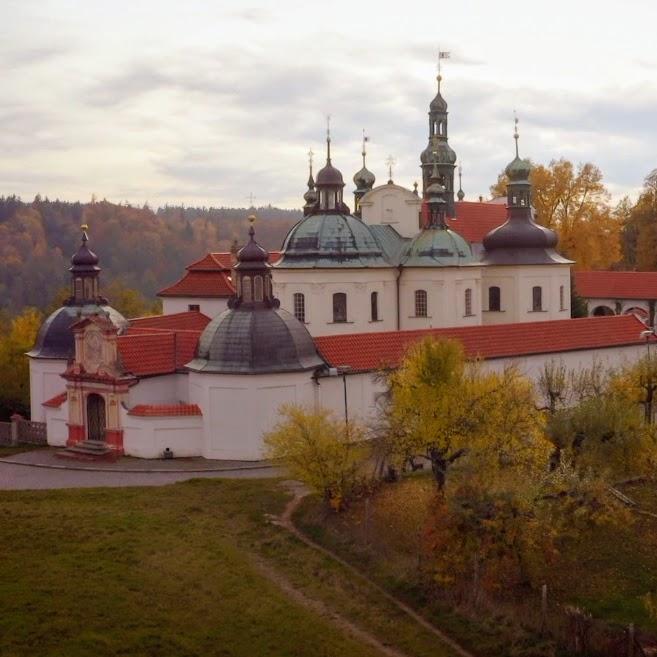 Klokoty Tábor, kostel Nanebevzetí Pany Marie