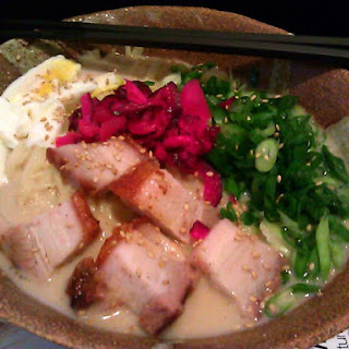 Easy Pork Belly Ramen
