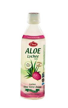 Agua T´BEST Aloe Vera Lychee