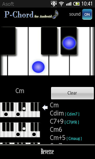 Pchord Piano Chord Finder Apk Download Apkpure