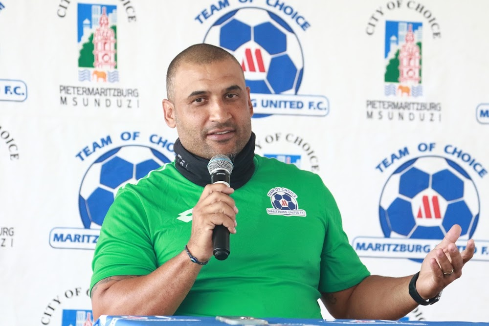 Buckley prepared to play ugly as he plots attempt to rescue struggling Maritzburg