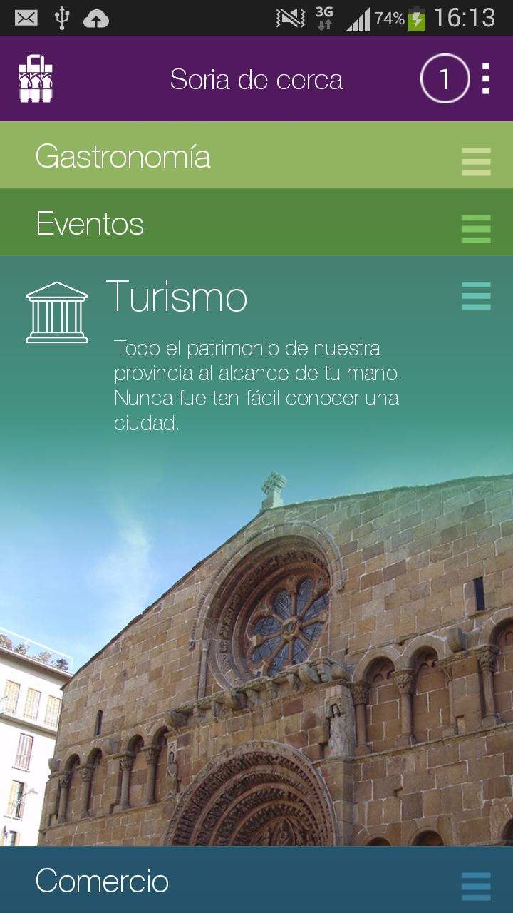 Скриншот Soria de cerca