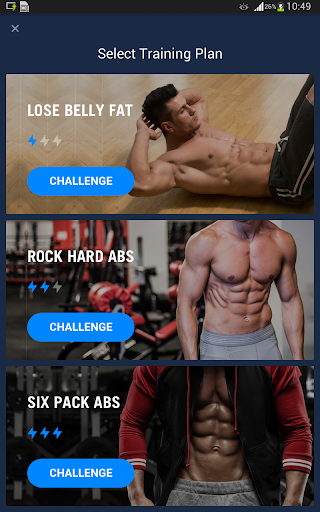 Six Pack in 30 Days - Abs Workout 1.0.2 screenshots 11