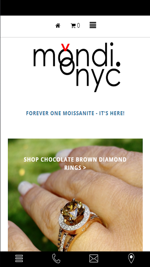 Engagement Rings By Mondi- screenshot