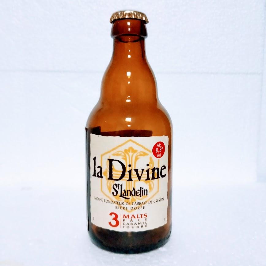 La Divine三麥金啤酒