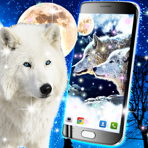 Wolf live wallpaper – Apps on Google Play