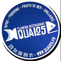 Restaurant-Plancha Quai 25