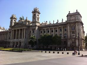 Photo: Etnografické muzeum v Budapešti.