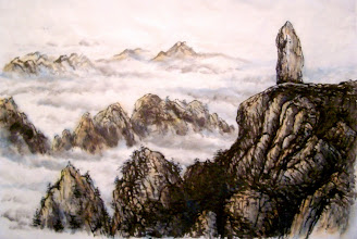 Photo: One of the latest Chinese landscape 2007