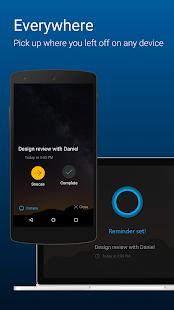 Cortana Screenshot 4