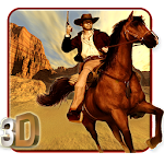 Wild Pony Horse Run 3D Icon