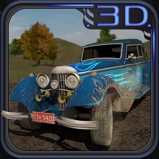 Vintage Cars Fast Race 3d