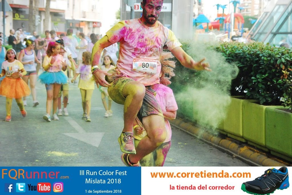 Mislata corre de color especial – Fotos de la carrera